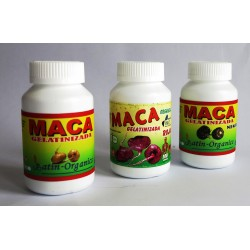 Organic Yellow & Clear Maca...